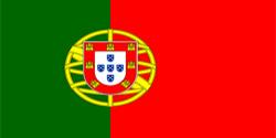 Флаг Португалия