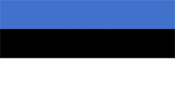Флаг Эстония