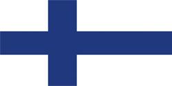 Флаг Финляндия