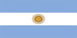 Флаг Аргентина