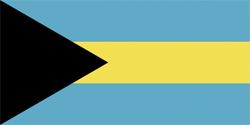 Флаг Багамы
