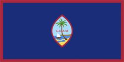 Флаг Гуам