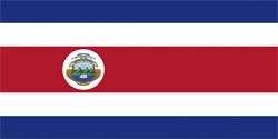 Флаг Коста-Рика