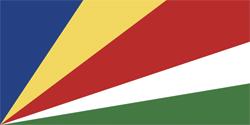 Флаг Сейшелы