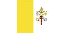 Флаг Ватикан