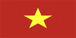 Флаг Вьетнам
