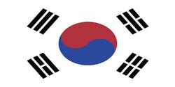 Флаг Южная Корея