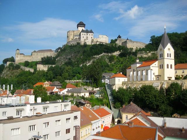 Фото: Словакия, Карпаты. Чехия, средневековый город Брно