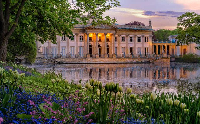 """Фото: Столичный блеск Варшавы и новейший аквапарк """"Suntago Water Park"""""""